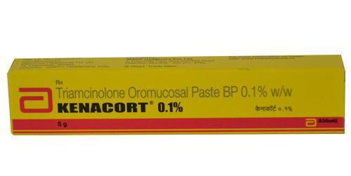 Таблетки комплексного действия при псориазе - Кенакорт