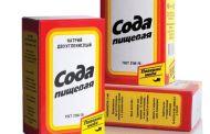 Народное средство для лечение псориаза — Сода