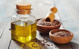 Внутреннее и наружное применение льняного масла