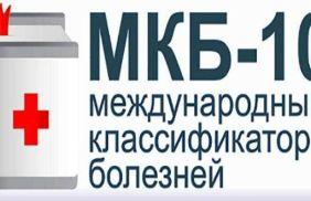 Классификация форм псориаза по кодам МКБ 10